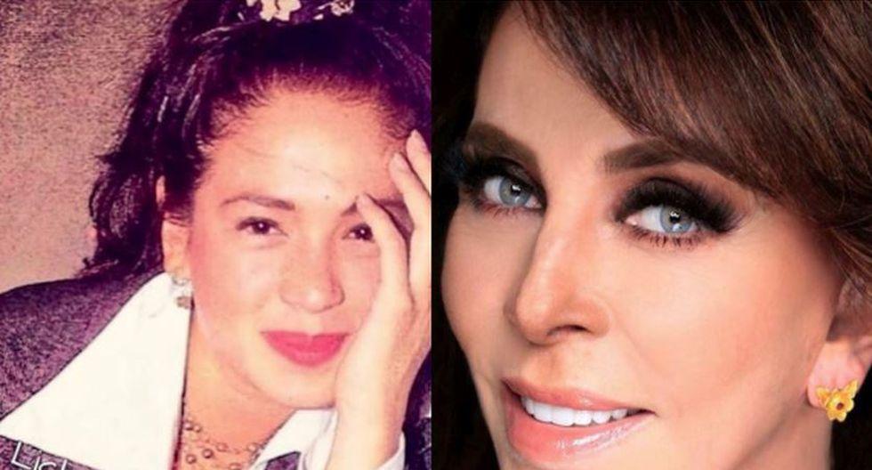 Yolanda Andrade confirmó que se casó con la diva mexicana Verónica Castro. | Composición