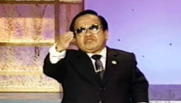 Justo Espinoza Pelayo, el recordado 'Petipán', falleció este martes 4 de mayo. (Foto: Captura de video)