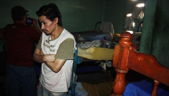 Pacientes viven hacinados en locales sin licencia. (Difusión)
