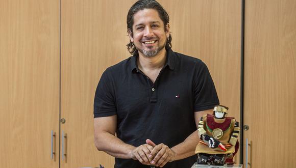 Francisco Cuéllar lidera Tumi Robotics.