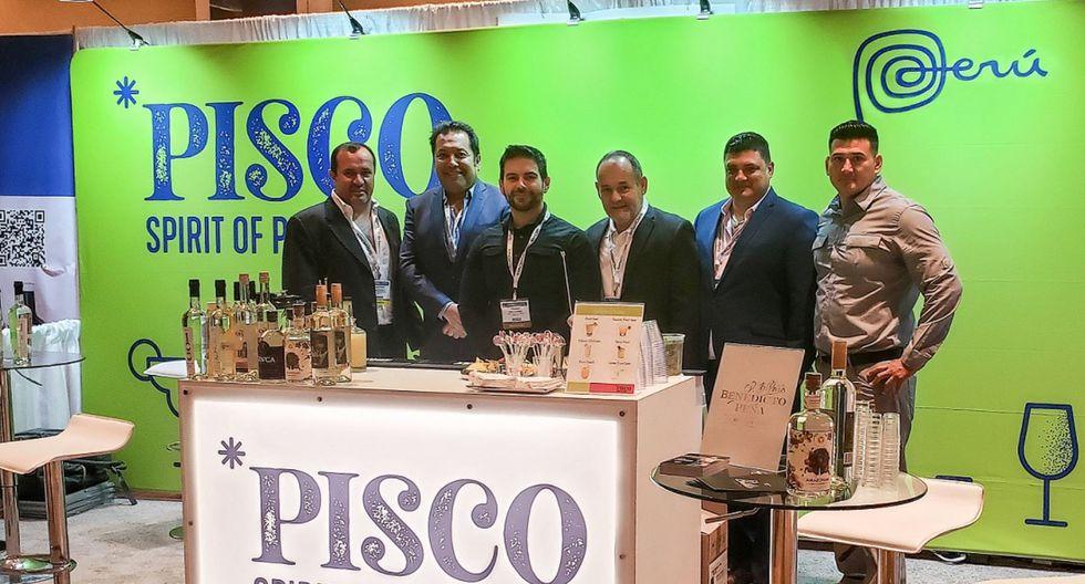 Pisco obtiene cuatro medallas en EEUU