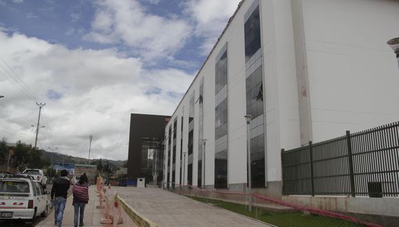 Hospital Antonio Lorena de Cusco.