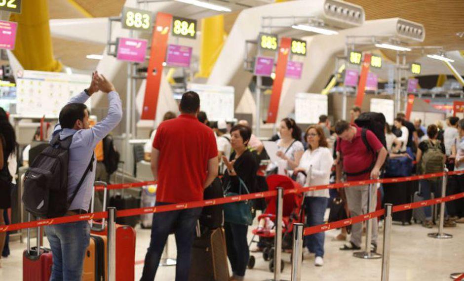 Los trabajadores de Madrid exigen a la empresa concesionaria, Ilunion, mejoras contractuales. (Foto referencial: EFE)
