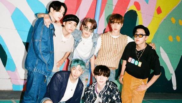 """BTS: Spotify te permite averiguar qué canción de """"BE"""", su nuevo álbum, se parece más a ti. (Foto: @bts.bighitofficial)"""