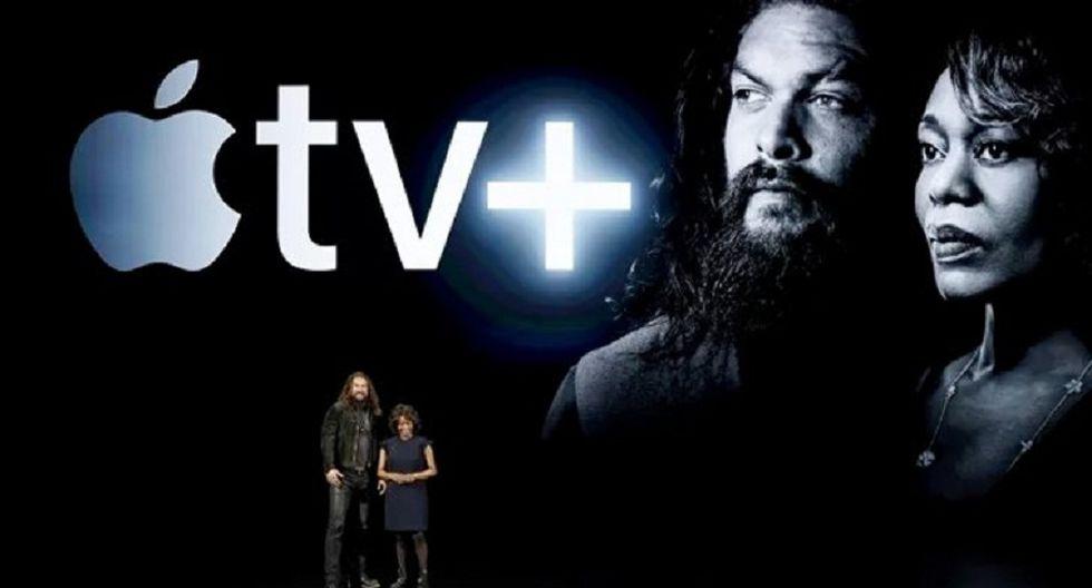 Apple anunció un servicio de contenidos originales de televisión en streaming denominado Apple TV+ (Foto: AFP)