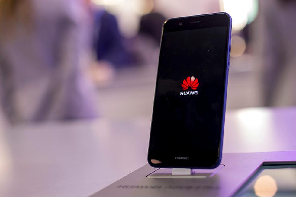 Huawei lanzó al mercado su nuevo producto. (Getty Images)