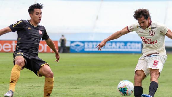 Universitario vs. UTC se jugará a pesar del reclamo del cuadro cajamarquino ante la Liga 1. (Foto: Liga de Fútbol Profesional)