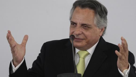 Manuel Rodríguez Cuadros asegura que nota de protesta de Chile no tiene sustento. (Rafael Cornejo)