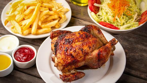 Conoce cómo puedes acompañar y dónde puedes encontrar el mejor pollo a la brasa. (Foto: Shutterstock)
