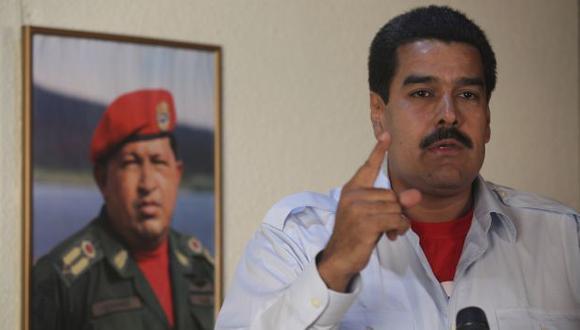¿PSICOSOCIAL? Nicolás Maduro sostiene que agentes de la CIA están detrás del supuesto plan. (Reuters)