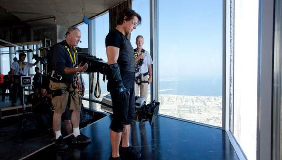 Tom Cruise sufrió aparatoso accidente durante filmación de 'Misión Imposible 6' (Referencial/Paramount Picture)