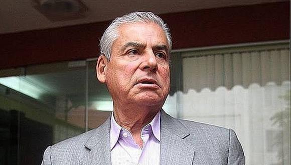 César Villanueva se encuentra en prisión preventiva desde diciembre pasado por el caso Odebrecht (GEC).