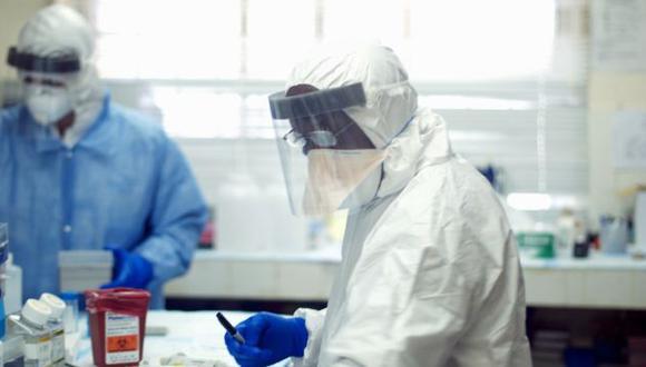 La semana pasada se dieron a conocer 550 nuevos casos de ébola. (AP)