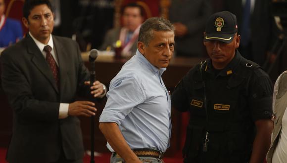 Condena de Antauro Humala por el Andahuaylazo vence en 2024. (Foto: Archivo GEC)