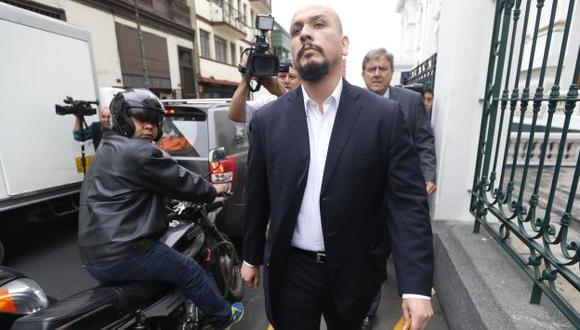 Ilan Heredia, hermano de Nadine Heredia, ya no será investigado por el Ministerio Público. (Perú21)