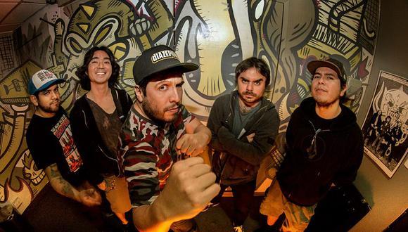 Diazepunk ha producido cinco discos, entre ellos 'Ciudad indiferente'.