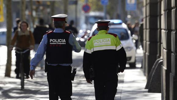 La Policía española detuvo a las tres personas el pasado 14 de junio por un presunto delito de proposición para cometer asesinato. (Foto referencial: AFP)