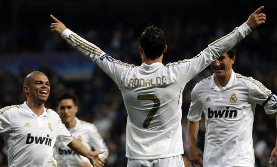 TODO LO VE GOL. Cristiano sumó ocho tantos en el torneo. (Reuters)