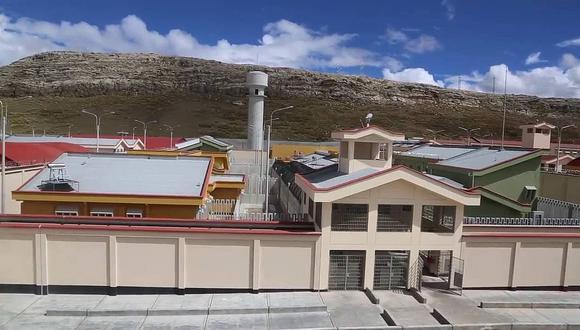 Así es la cárcel de Cochamarca, lugar al que trasladan a internos que usaban celulares y Wi-Fi en el penal Castro Castro