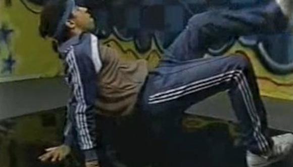 Así era Vin Diesel a los 17 años, flaco, con afro y bailando break dance (Foto: Listal)