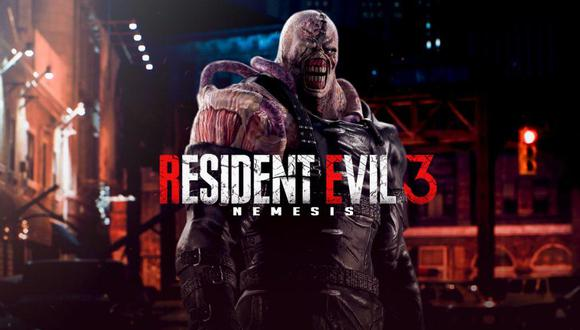 'Resident Evil 3 Remake': El clásico de los videojuegos regresa con un aterrador tráiler. (Capcom)