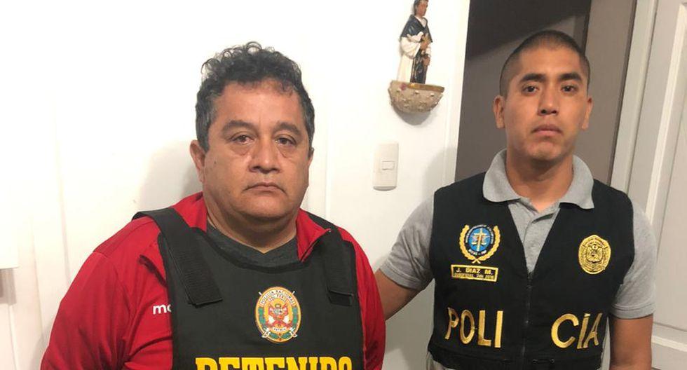 Rafael Moya Rondo, ex gerente regional de Educación de La Libertad, presuntamente cobraba 20 mil soles por emitir títulos pedagógicos falsos.