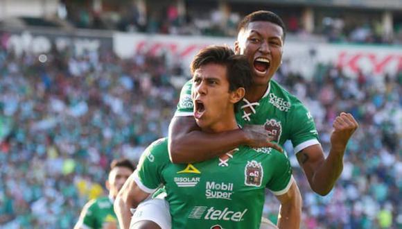 Pedro Aquino volvió al fútbol con triunfo en la Liga MX. ¿Será convocado para los amistosos? (Foto: CLub Léon)