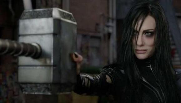 """Cate Blanchett: """"Espero que hayan muchas más villanas en las películas de Marvel"""" (Marvel)"""
