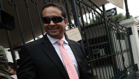 Roberto Martínez tiene una orden de detención. (Rafael Cornejo)