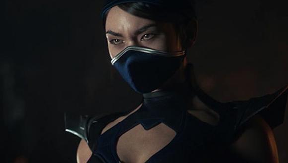 Kitana se ha confirmado como personaje para 'Mortal Kombat 11', título que llegará este 23 de abril a PS4, Xbox One y PC.