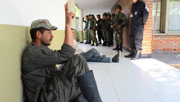 BUSCADOS. En la lista de 10 jefes de las FARC figura una amiga cercana del fallecido 'Alfonso Cano'. (AP)