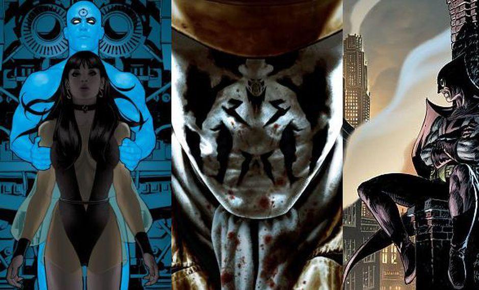 Los títulos serán lanzados a mediados del presente año. (DC Comics)