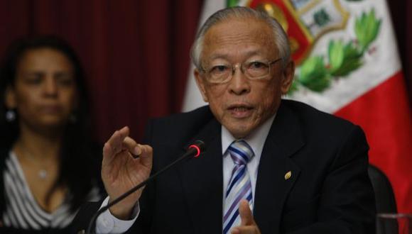 Humberto Lay se mostró a favor de aplicar la pena de muerte, en caso gane las elecciones. (Perú21)