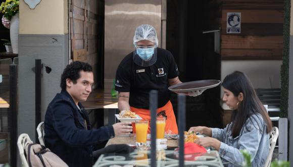 Ahora Perú señaló que se requiere una campaña impulsada por Mincetur para reactivar los restaurantes del país. (Foto referencial: Renzo Salazar / GEC)