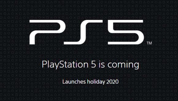 La compañía japonesa ha revelado nuevos detalles acerca de la PlayStation 5.