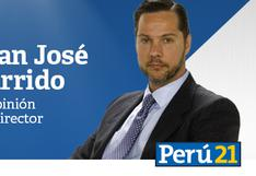 Juan José Garrido: Los más poderosos