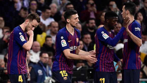 Barcelona perderá a uno de sus jugadores ofensivos, lo que daría paso a la llegada de Neymar. (Foto: AFP)