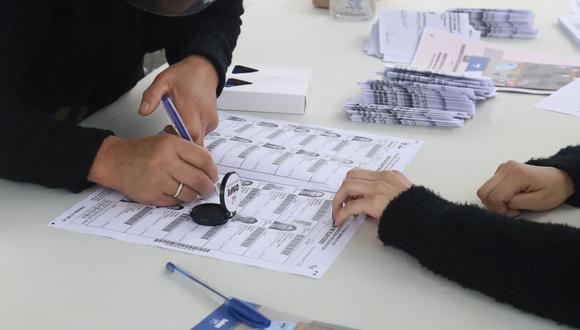 Las próximas elecciones regionales y municipales se llevarán a cabo el domingo 2 de octubre de 2022 en todo el Perú. (Foto: Britanie Arroyo / GEC)