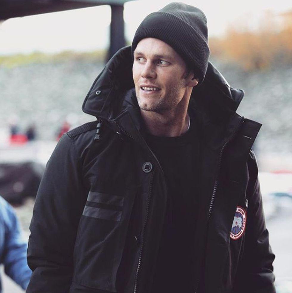 El mariscal de campo de los New England Patriots de 41 años ha ganado cinco veces el Super Bowl. (Foto: Instagram/Tom Brady)
