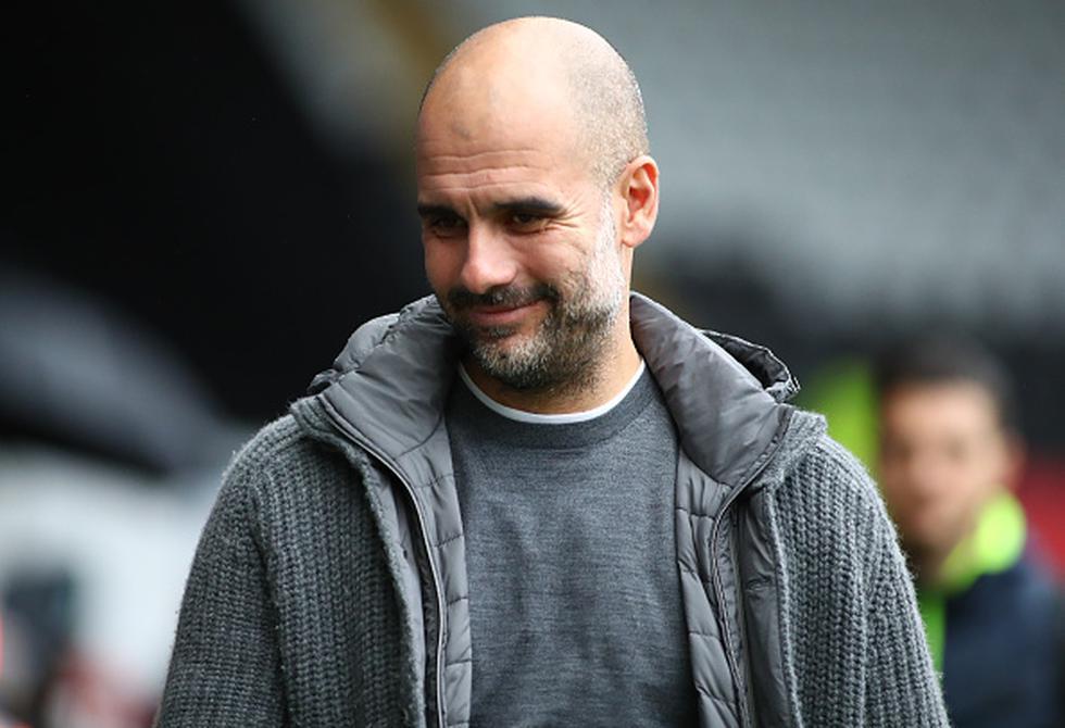 """""""Mi amigo Pep me contó qué sucede cuando quiere fichar a un jugador que cuesta 100 millones de euros. """", aseguró Hoeness. (Getty)"""