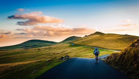 Mike, ciudadano alemán de 25 años, dejó su país para viajar a Argentina con el plan de recorrer la Cordillera de los Andes en bicicleta. (Foto: Pixabay)   Referencial