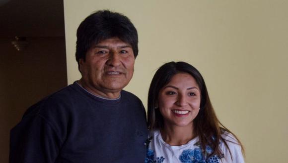 Crisis en Bolivia: Hijos de Evo Morales, Evaliz Morales Alvarado y Álvaro Morales Peredo, dejan Bolivia rumbo a Argentina.