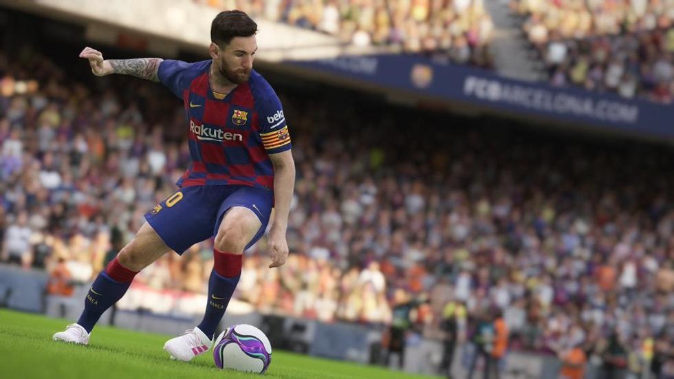 'PES 2020' saldrá a la venta el 10 de setiembre para PlayStation 4, Xbox One y PC a través de Steam.