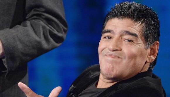 Diego Maradona demanda a serie italiana 'Gomorra' por dañar su imagen. (EFE)