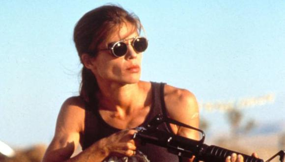 Linda Hamilton volverá a ser Sarah Connor en la nueva secuela de Terminator (Paramount Pictures)
