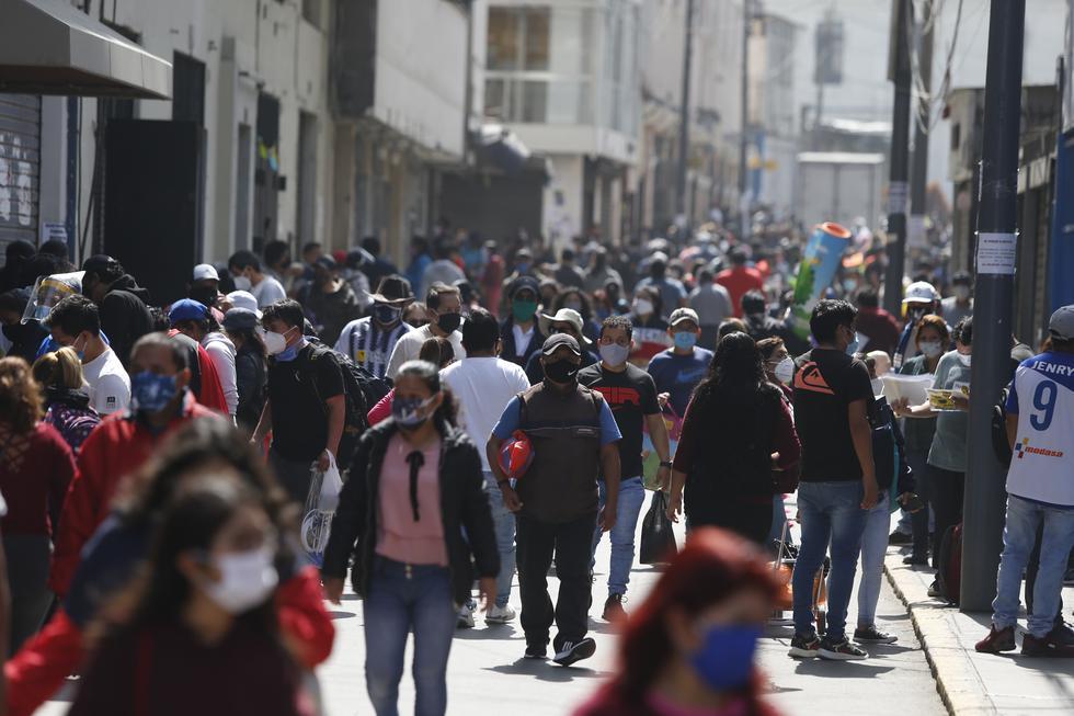 La cuarentena focalizada rige en el país desde el 1 de julio y vence este viernes 31. (Foto: Violeta Ayasta/GEC)