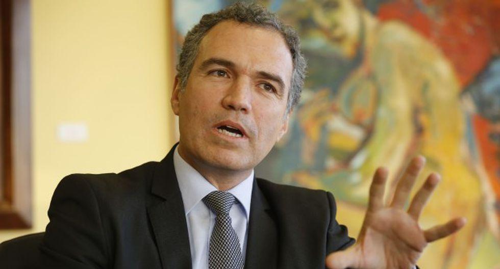 Aldo Vásquez también señaló que gabinete presidido por Salvador del Solar obtuvo la más baja votación de las últimas décadas. (Foto: GEC)