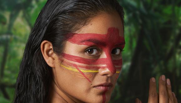 Mayella Lloclla, la actriz que brilla en Netflix y la televisión peruana. (Foto: Hernan Weninger).