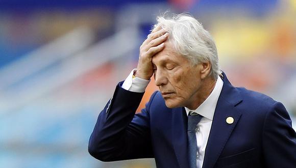 Boca Juniors tuvo la negativa de José Pekerman y ahora van por Gustavo Alfaro. (Foto: EFE)