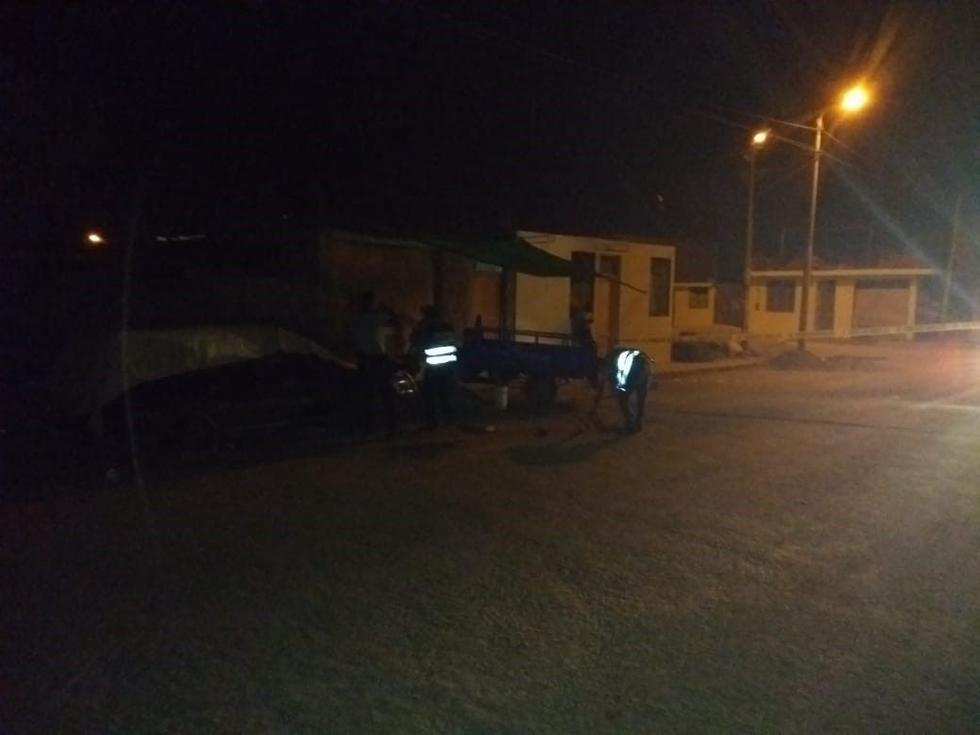 Víctima participaba en una reunión en el distrito de Chao, en Virú, cuando los sicarios le dispararon.